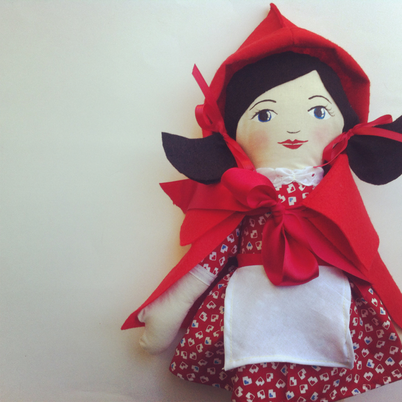 Little Red Riding Hood by Hen and Chick